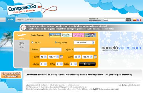 illicotravel lance Compare2Go en Espagne