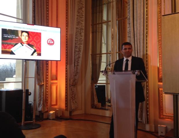 Khalil Khater, président du groupe Accelis, fondateur de l'École Ferrières  - CL
