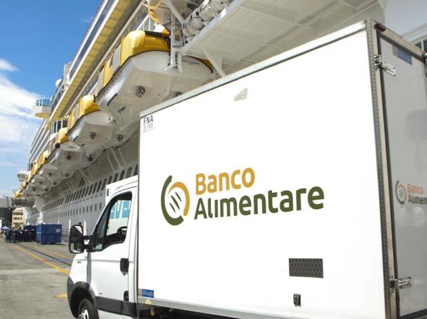 Costa croisières s'associe avec la banque alimentaire italienne - DR Banco Alimentare