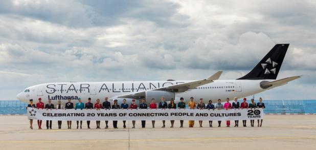 Star Alliance fête ses 20 ans cette année. - DR