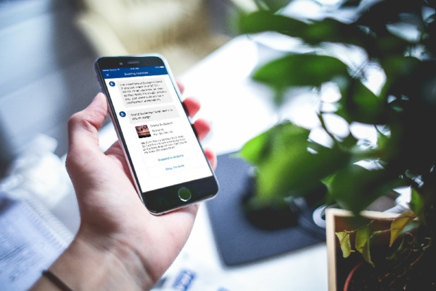 Booking.com lance son Chatbot