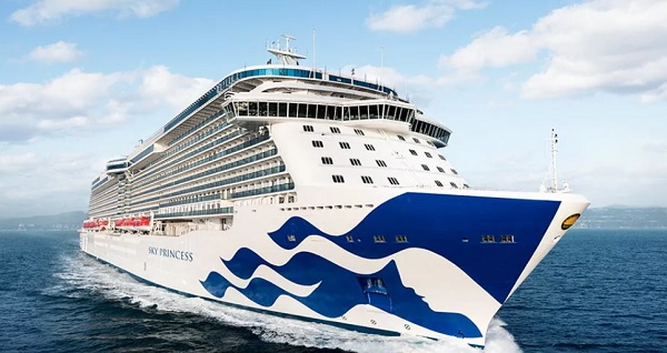 Crédit photo : Princess Cruises
