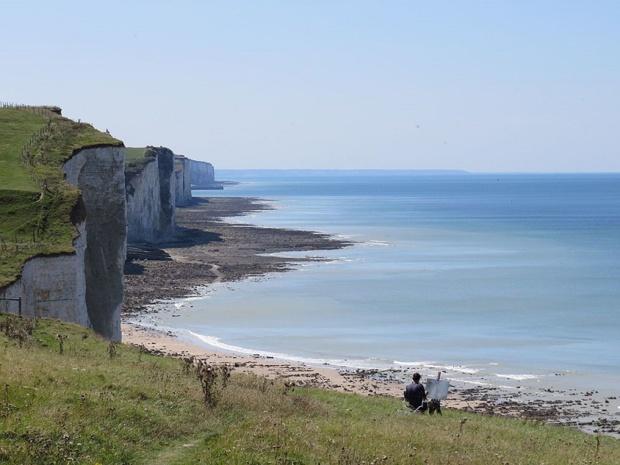 La Baie de Somme est précurseur en terme de tourisme durable - DR Cecile Petit, wikicommons