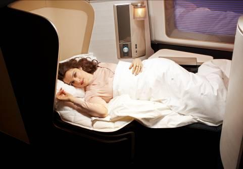 British Airways inaugure sa nouvelle ''First''