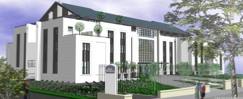 Le premier hôtel HQE Best Western à Soisson