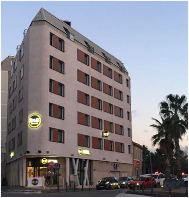 B&B Hôtel s'installe à Marseille Timone