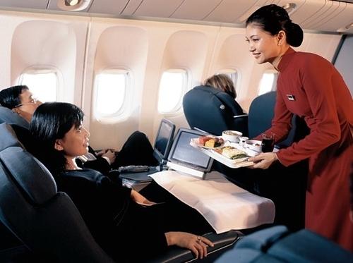 En France, Vietnam Airlines a terminé l'année 2009 avec un « léger bénéfice » et une baisse de trafic toute relative de - 4,5%...