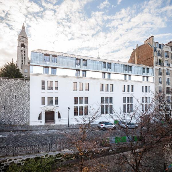 Appart'Hôtel Odalys City Paris Montmartre  - DR