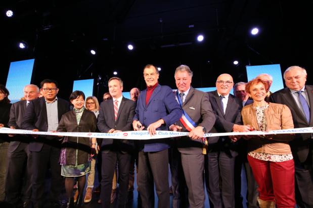 L'inauguration du nouveau resort montagne du Club Med dans les Alpes françaises, Grand Massif Samoëns Morillon - DR