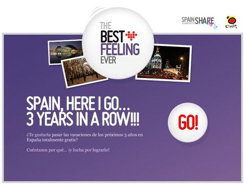 L'Espagne joue la carte du Buzz
