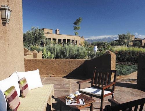 La ferme d'hôtes Quaryati au Maroc - Située à une vingtaine de kilomètres de Marrakech, avec navettes gratuites pour le centre-ville