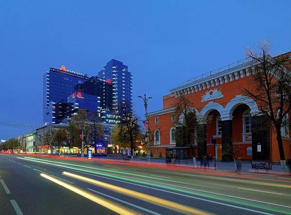 Marriott Hotels ouvre un nouvel établissement en Russie (Photos)