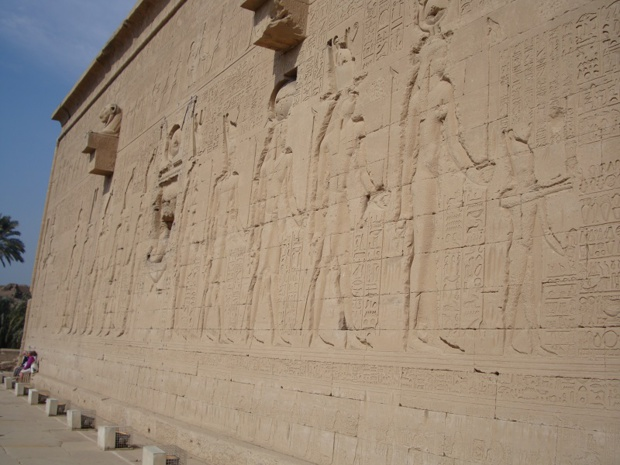Emmanuel Foiry est optimiste sur l'avenir de la destination : « L'Egypte est adorée par les Français. Il y a des lieux qui pourraient être interchangeables, d'un club à un autre, mais l'Egypte a cette culture, ses pyramides que l'on ne trouve pas ailleurs. » - Photo CE