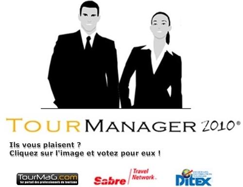 Tour Manager 2010® : dernière ligne droite pour 15 finalistes connus vendredi !