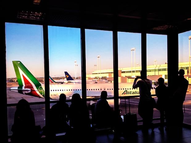 Alitalia, Ryanair et Joon ont fait partie des feuilletons aériens les plus suivis en 2017 © Alitalia FB