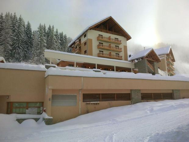 Le nouvel établissement des Villages Clubs du Soleil attend 250 clients pour Noël. Photo: Aurélie Resch