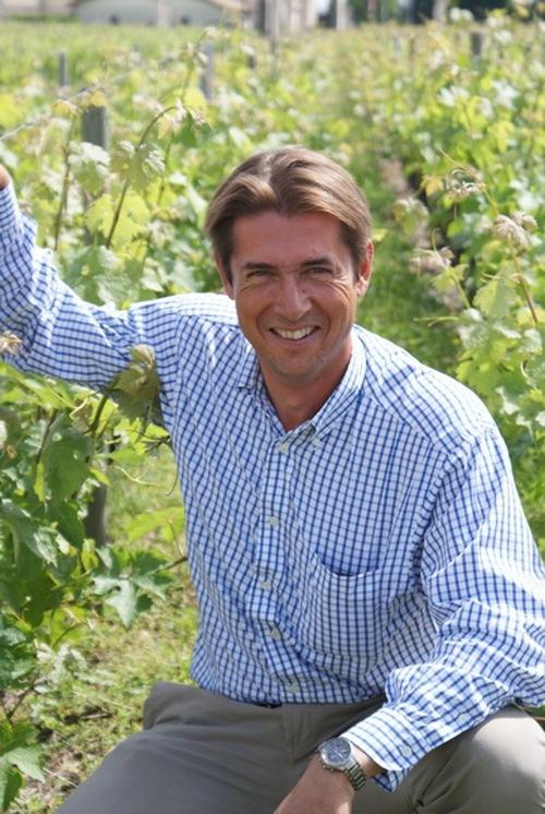 Stéphane Tillement, le fondateur de Wine Tour In France