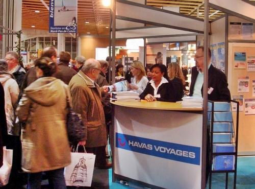 Tourissima 2010 a néanmoins tenu la route en ce qui concerne la fréquentation du grand public intéressé, pour une grande partie, par les stands des animations régionales.