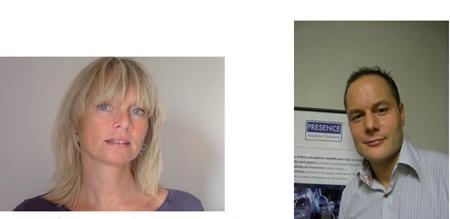 Présence Assistance : V. Suhler et E. Nicolas, se partagent la Direction des ventes France