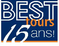 BEST tours séduit les agences de voyages pour ses 15 ans