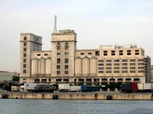 Le nouveau siège social des Villages Clubs du Soleil est installé dans l'ancien SILO à blé  à Marseille - DR Marseille-Forum