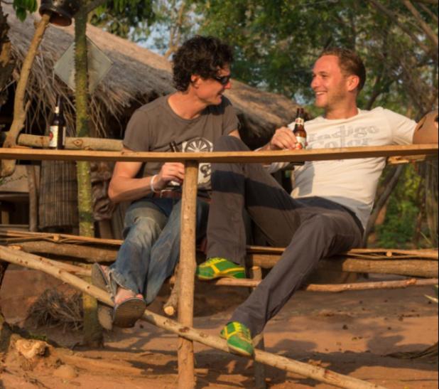 Antoine Richard & Aurélien Seux, les fondateurs de Double Sens au Bénin, leur première destination. - Double Sens