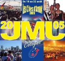 1 million de personnes ont assisté à la messe de clôture des dernières JMJ de Cologne.