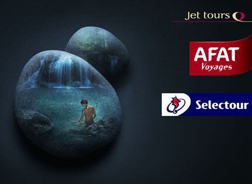 Les agences récalcitrantes ont un mois pour décrocher l'enseigne Jet tours sous peine d'une astreinte de 300 euros par jour