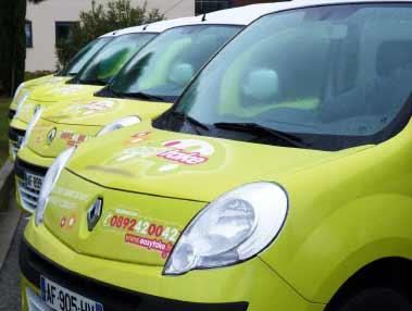 Easy Take : un service de taxi version ''low cost''