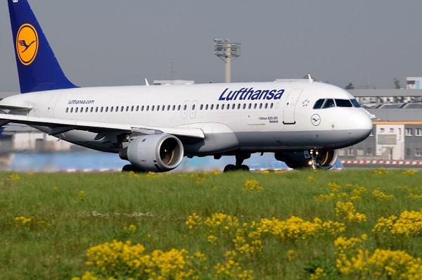 Crédit photo : Lufthansa