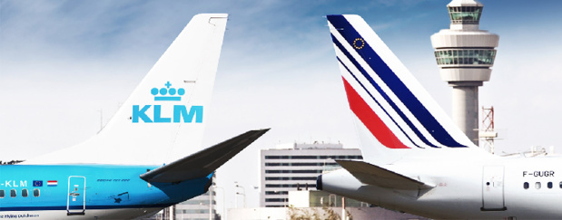 Le groupe Air France KLM certifié niveau 3 Crédit : Air France KLM