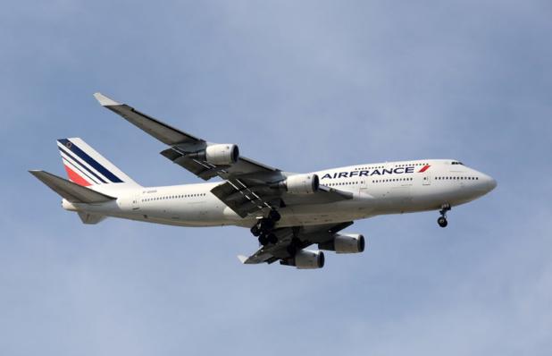 Air France appliquera des frais GDS à partir du 1er avril 2018 Crédit : 123 RF