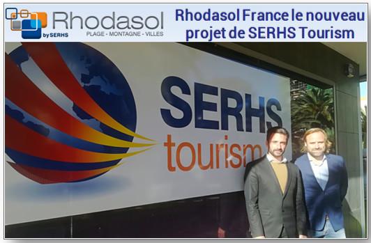 Serhs Tourism se lance en France - DR
