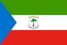 Drapeau de Guinée Equatoriale - DR