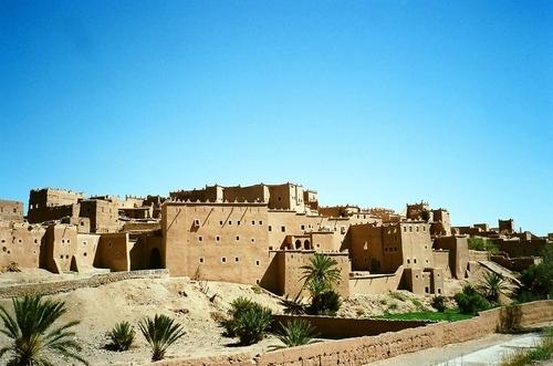 La région du sud marocain propose une gamme très complète et variée en matière d'hébergement / photo DR