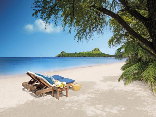 Sainte-Lucie : les plus belles plages - Photo Sainte-Lucie - DR