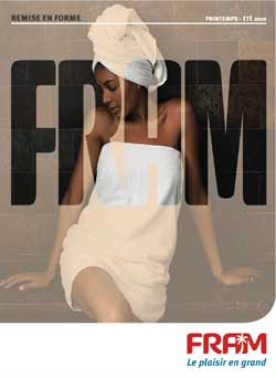 FRAM édite sa nouvelle brochure ''Remise en Forme - Eté 2010''