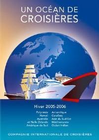La nouvelle brochure propose deux nouveautés , dont l'Amérique du Sud à bord du Queen Mary II