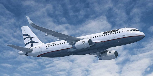 DR : Aegean Airlines