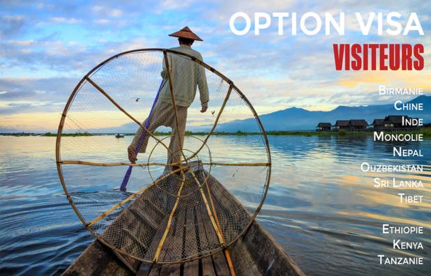 Nouveau service de visas chez Visiteurs pour les agences - DR