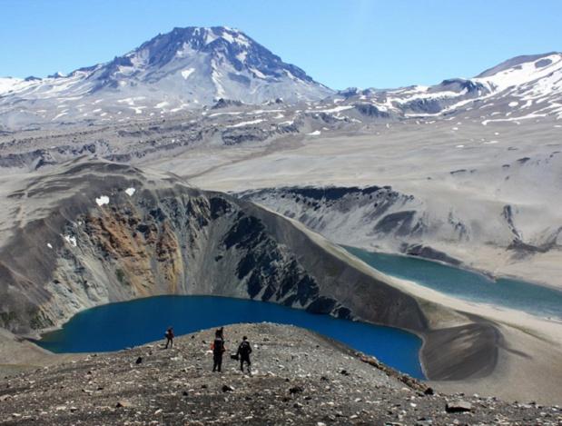 Le treck du Condor au Chili, créé pour l'Odyssée Andine sera sans doute au programme des prochaines saisons. DR Terres Oubliées