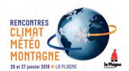 Audrey Pulvar invitée des 13èmes Rencontres Climat Météo Montagne
