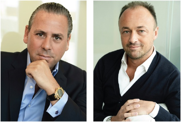 Olivier Delouis et Stéphane de Laforcade - DR