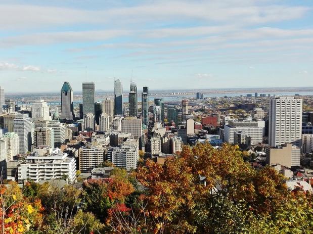 Montréal est la plus grande ville du Québec - Photo créative commons Pixabay