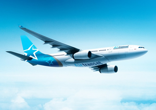A 330 d'Air Transat - DR