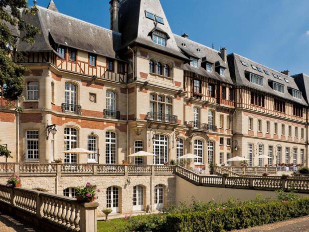 DR Le Château de Montvillargenne