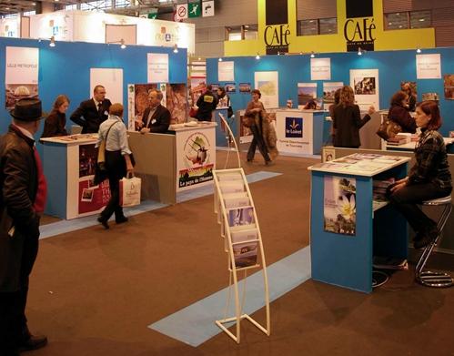 Au premier rang des espaces d'exposition les moins attractifs : le Pavillon France (qui regroupe plusieurs villes et départements), d'une tristesse digne d'une Foire agricole du fin fond de la Creuse...