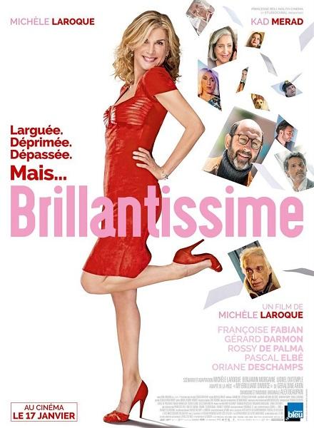"""Ôvoyages offre 1000 places de cinéma pour """"Brillantissime"""""""