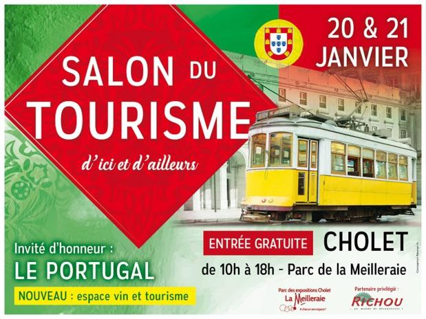 Richou et le parc des expositions de Cholet sont partenaires pour le Salon du Tourisme d'ici et d'ailleurs