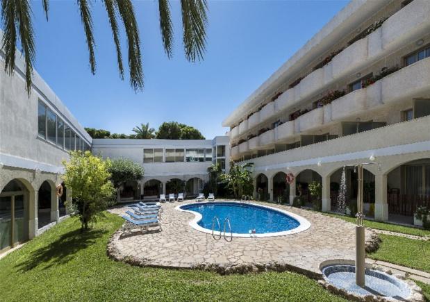 L'hôtel Vi Meridia Mar*** vendu en exclusivité par Voyages Internationaux est situé à 20 minutes de Port Aventura - Photo VI